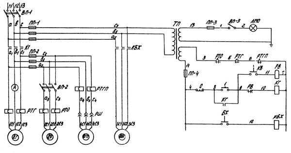 Lt b gt схема lt b gt электрическая токарно винторезного lt b gt станка lt b gt