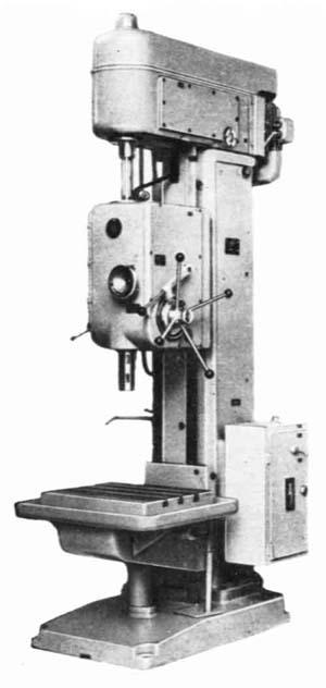 2А135 вертикальный сверлильный